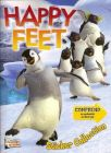 Happy Feet - Sticker Album - Merlin - 2006