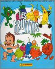 PANINI - THE FRUITTIES / LES FRUITTIS