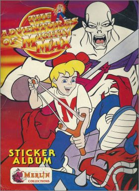 The Adventures of Mighty Max - Merlin - France