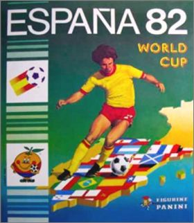 Espana 82 - World Cup - Figurine Panini