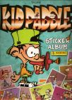 Kid Paddle - Sticker Album - Panini - France - 2004