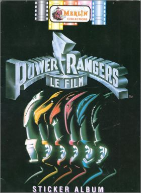 Power Rangers - The Movie (le film) - Merlin