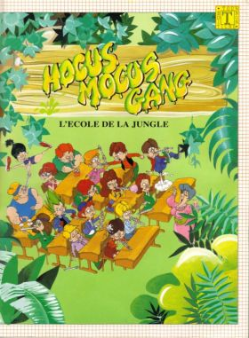 Hocus Mocus Gang - L'Ecole de la Jungle - Tournon
