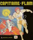 Capitaine Flam / Captain Future - Figurine Panini - 1981