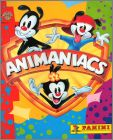 Animaniacs - Sticker Album - Panini - 1997