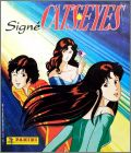 Signé Cat's Eyes - Sticker Album - Panini - 1987