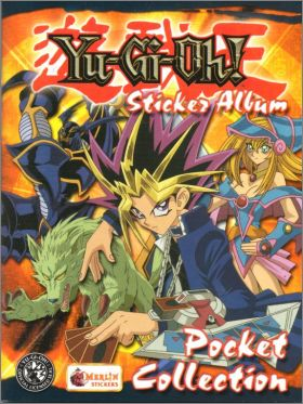 Yu-Gi-Oh ! - Pocket Collection (mini album)- Merlin - France