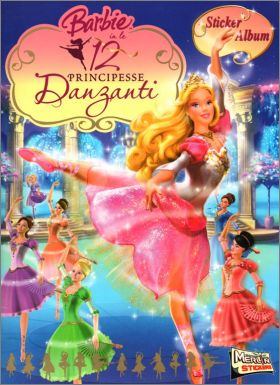 Barbie au Bal des 12 Princesses - Merlin - Italie