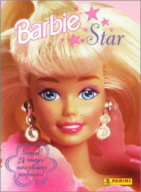 Barbie Star - Panini - France - 1997