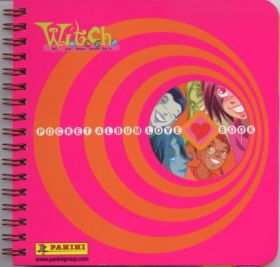 Witch Pocket (Album Love Book W.i.t.c.h) - Panini - 2005