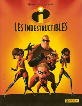 Les Indestructibles (Disney, Pixar) - Panini