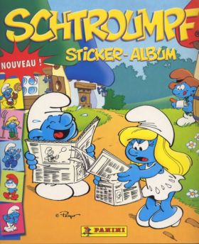 Schtroumpf (Panini 2006) - Smurf
