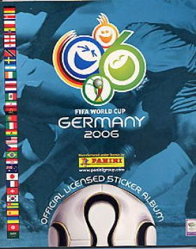FIFA World Cup / Coupe du Monde 2006 Germany - Panini