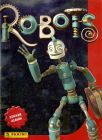 Robots - Sticker Album - Panini - 2005