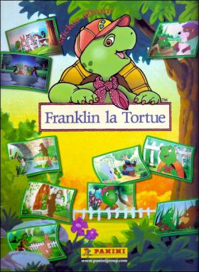 Franklin la Tortue (2�me album) - Panini - France