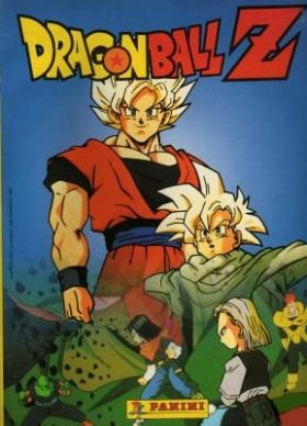 DragonBall Z (3ème album) - Sticker Album Panini - 1995