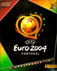 UEFA Euro 2004 Portugal - Sticker Album - Panini