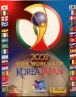 FIFA World Cup Korea Japan - Sticker Album - Panini - 2002