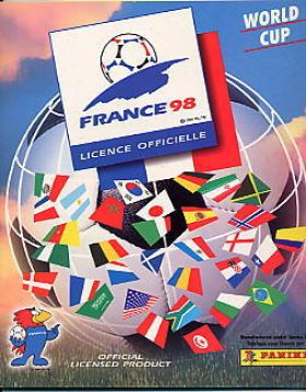France 98 - World Cup - Panini