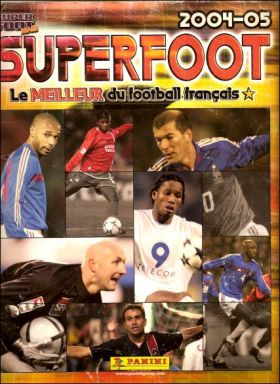 Super Foot 2004/2005 - Le Meilleur du Football Français