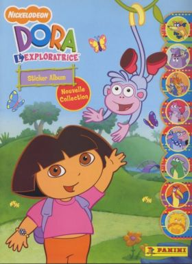 Dora L'Exploratrice 2 - Nouvelle Collection - Panini - 2006