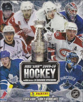 Hockey 2009-10 NHL LNH - Album sticker Panini