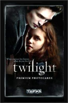 The Twilight saga - New Moon -  Anglais - Topps