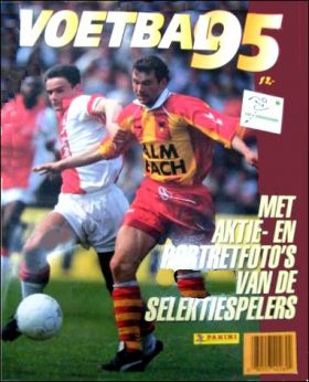 Voetbal 95- Pays-Bas