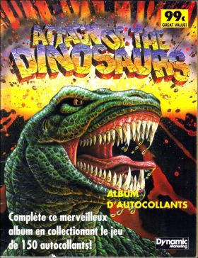 Attack of the Dinosaurs - Dynamic Marketing