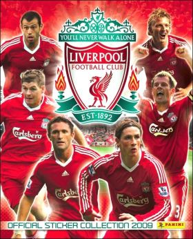 Liverpool Football Club - Saison 2008/09 - Angleterre
