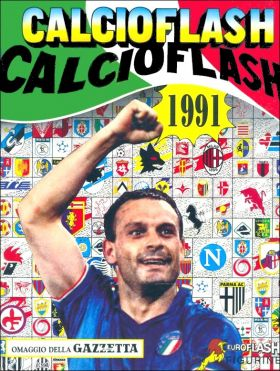 Calcioflash 1991 - Italie