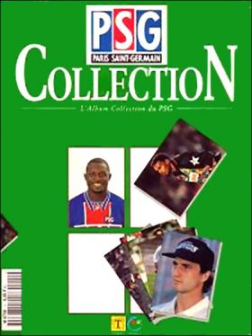 L'album collection du PSG