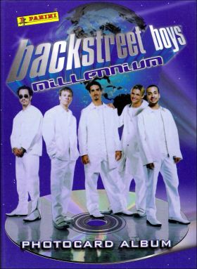 Backstreet Boys Millennium (Photocard album)