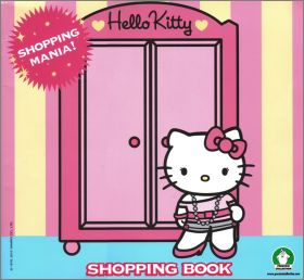 Hello Kitty Shopping Mania - Cards - Preziosi