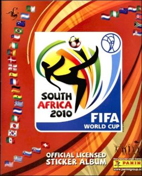 South Africa 2010 FIFA World Cup - Panini