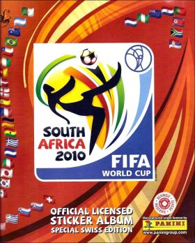 South Africa 2010 FIFA World Cup - Panini - Suisse