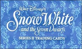 Snow White and the Seven Dwarfs Trading Cards Série 2