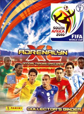 South Africa 2010 FIFA World Cup Adrenalyn XL Trading Card