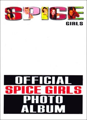 Official Spice Girls - Photo Album