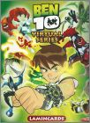 Ben 10 - Virtual Séries - Lamicards Edibas - France
