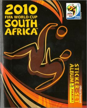 2010 FIFA World Cup South Africa - Mini album Panini