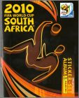 South Africa 2010 World Cup South Africa - Mini album Panini