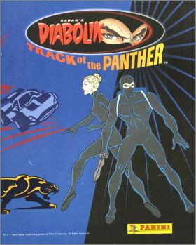 Diabolik Track of the Panther - Panini - Italie