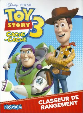Toy Story 3 Cache-Cache - Trading Card Game - Topps