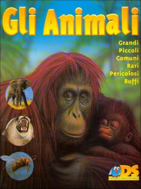 Gli Animali -  DS Sticker collections - Italie - 1998