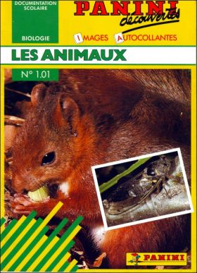 N° 1.01 : Les animaux  - France