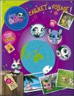 Littlest Pet Shop : Carnet de Voyage - Sticker Panini - 2010