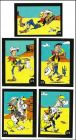 Lucky luke BN Stickers - France