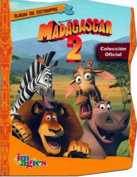 Madagascar 2 - Imagics - Mexique