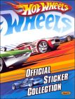 Hot Wheels - Sticker Album - Emax - France - 2010